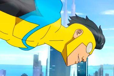 El nuevo póster de la serie animada de Invincible anticipa un momento clave del cómic