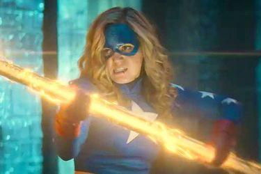 La nueva Sociedad de la Justicia lucha con la Sociedad de la Injusticia en otro avance de Stargirl