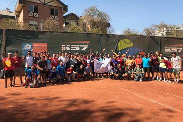 La Federación de Tenis comienza devolución de terrenos al Serviu
