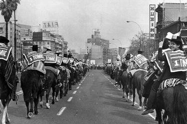 La DC y Allende: vecinos y enemigos