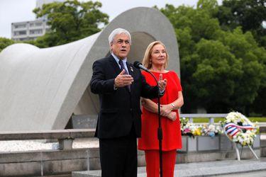 """Piñera celebra el triunfo de Chile y dice que """"no podrá estar en Brasil"""" para verlos jugar en la semifinal de la Copa América"""