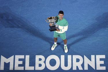 Djokovic pone en duda su participación en el Abierto de Australia tras exigencia de vacunación de deportistas