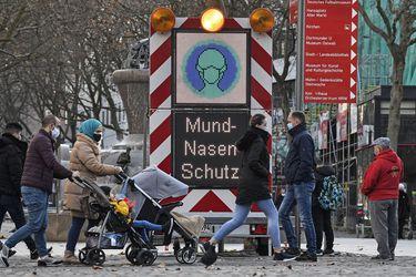Alemania rebasa el millón de contagios totales por coronavirus y marca nuevo récord de muertos diarios