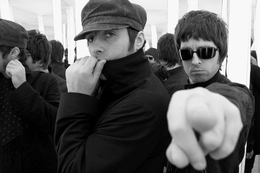 """Liam Gallagher dice que Noel es """"peor que Trump"""" - La Tercera"""