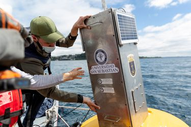 El innovador proyecto para evaluar herramientas de monitoreo ambiental en el lago Llanquihue