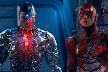 El papel de Cyborg habría sido eliminado del guión de The Flash