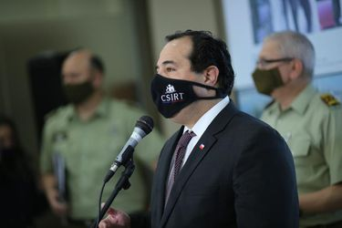 """Subsecretario del Interior, Juan Francisco Galli: """"No hemos tenido ningún incidente que ponga en riesgo el proceso eleccionario"""""""