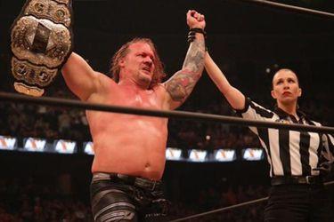 El título de Chris Jericho ha sido recuperado