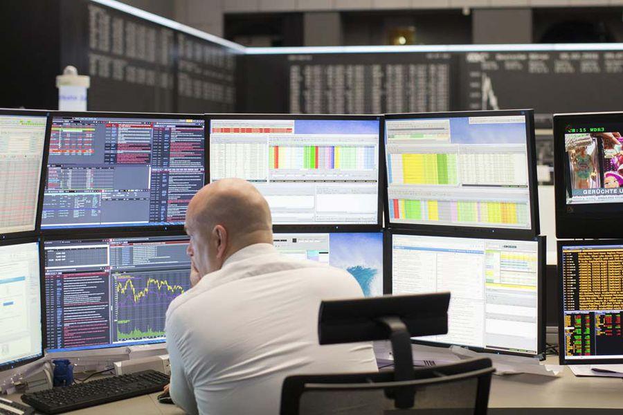Bolsas europeas, DAX