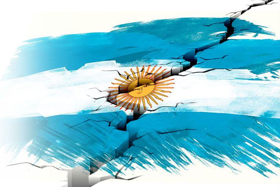La grieta que divide a los argentinos - La Tercera