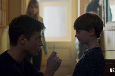 """Connor Jessup, protagonista de Locke & Key: """"Pudimos convertir pequeños momentos del cómic en historias completas"""""""