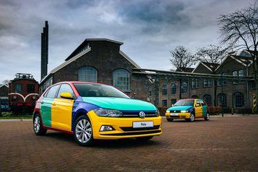 ¡Otro brochazo de arte! Regresa el Volkswagen Polo Arlequín