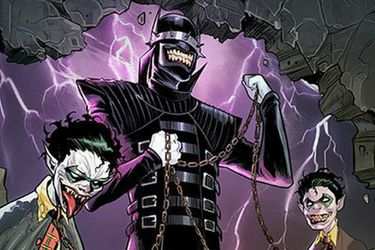 El Batman Que Ríe tendrá una nueva figura al estilo de Batman: La Serie Animada