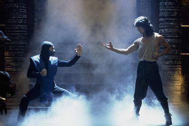 Liu Kang vs Sub Zero Mortal Kombat
