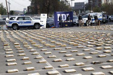 El punto débil de Chile en la lucha internacional contra el narco