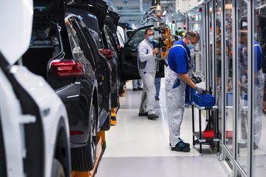 Volkswagen apunta a Tesla con un SUV eléctrico