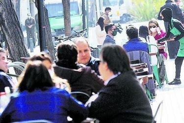 Santiago sale a la calle
