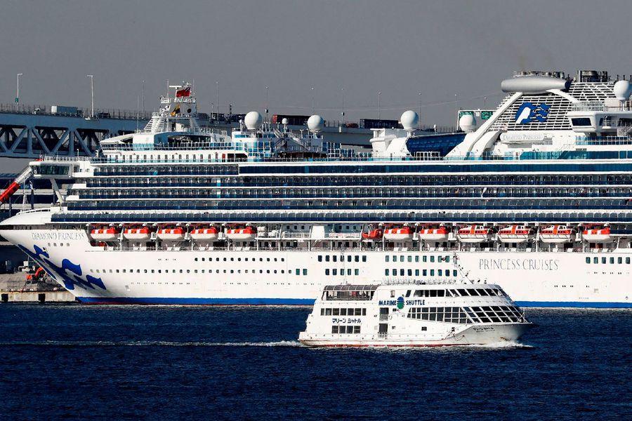 Crucero en Japón reporta casos de coronavirus (Reuters)