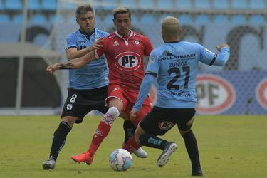 Iquique tiene un positivo registro en el Nicolás Chahuán ante La Calera