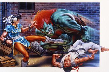 Fallece Mick McGinty, artista tras muchas portadas de videojuegos de los 90′