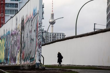 Preparations for 30th anniversary of fall of Berlin Wall celebrations