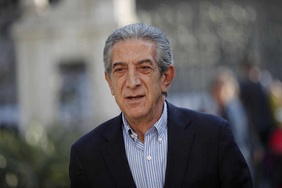 Jorge Tarud comunicó esta mañana su interés por competir de cara a La Moneda, enfrentando a cartas del PPD como Heraldo Muñoz y Francisco Vidal.