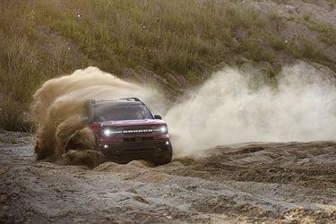 'La leyenda creada en México': Ford vende el Bronco Sport desde $ 23,5 millones