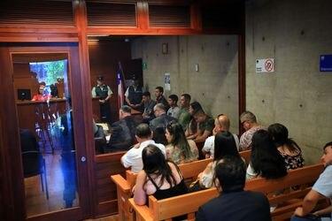 Formalizarán a seis carabineros por el delito de torturas y abuso sexual. Foto: José Francisco Zúñiga /AGENCIAUNO.