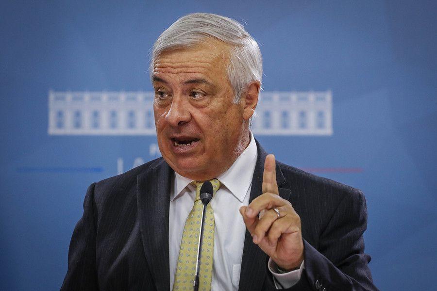 Jaime Mañalich, ministro de Salud.