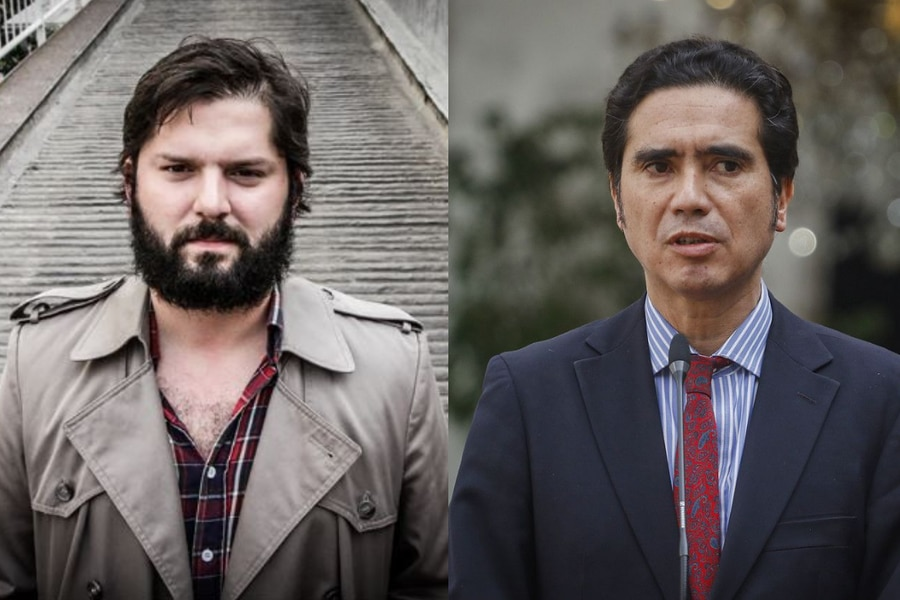 Ministro Briones critica propuesta de pensiones de Gabriel Boric