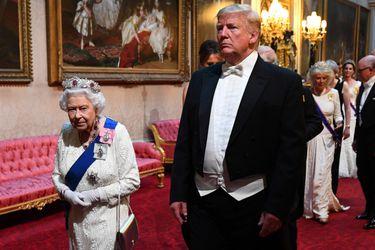 Trump en Reino Unido (4)