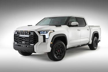 """""""Algunos no saben guardar un secreto"""": Toyota reacciona a la filtración de su nueva Tundra y decide mostrarla por completo"""