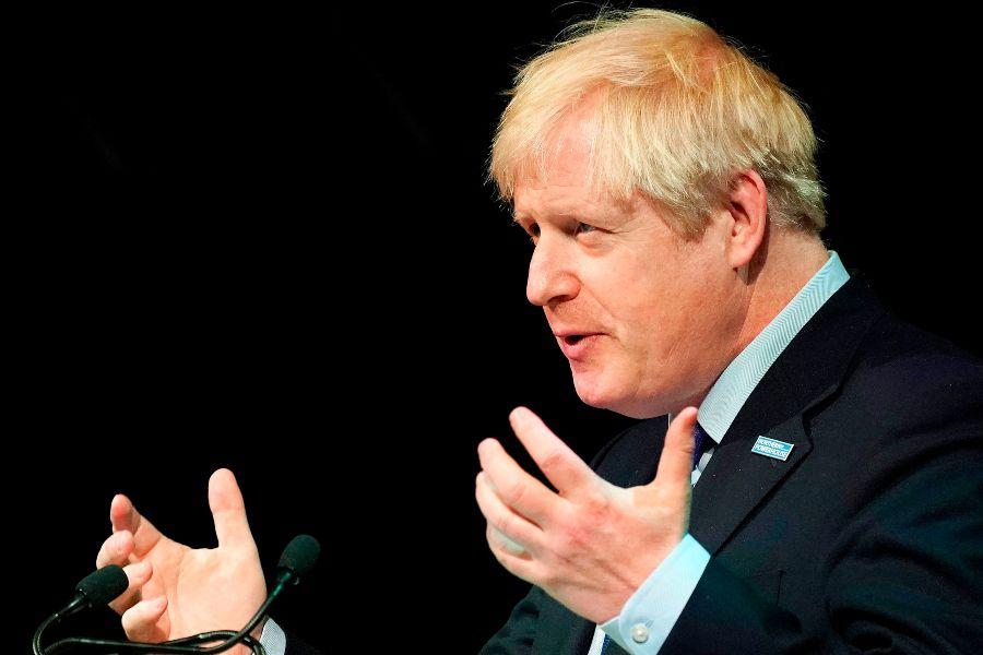 Boris Johnson HULK