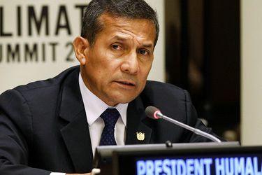 "Ollanta Humala: ""Una Asamblea Constituyente va a contribuir a dividir más el país"""