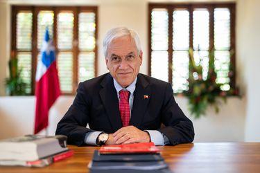Presidente Piñera confirma que no se extenderá el estado de excepción y llama al autocuidado