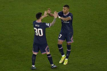 Messi y Mbappé salvan al PSG en una jornada de goleadas en la Champions