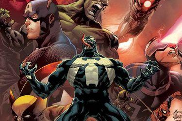 Venom: King in Black invadirá el universo Marvel en diciembre