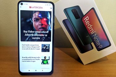 Review | La accesible propuesta del Redmi Note 9 destaca por su batería superior