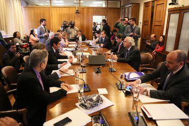 Comisión de seguridad de la Cámara aprueba Control de identidad preventivo