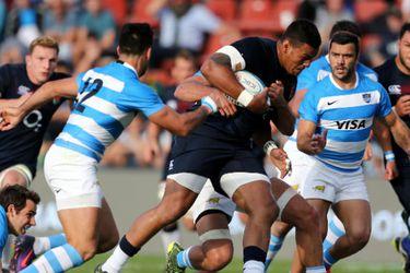 Argentina, Inglaterra, Rugby
