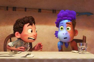 Vean el nuevo tráiler de Luca, la próxima película de Pixar
