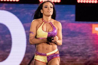 La cuenta en OnlyFans selló el despido de Zelina Vega en la WWE