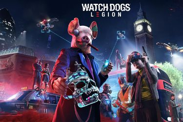El modo multijugador de Watch Dogs: Legion estará disponible el 9 de marzo