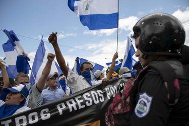 Gobierno de Nicaragua se compromete a liberar presos políticos antes del 18 de junio