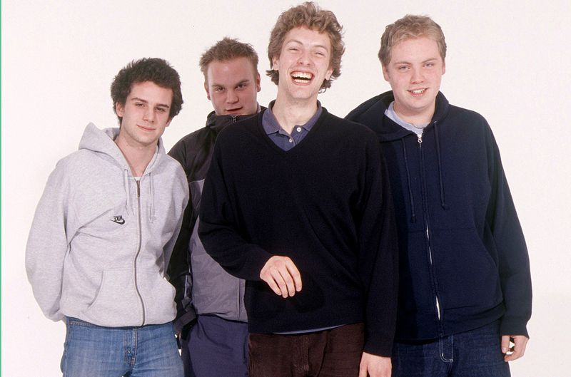 coldplay 1998