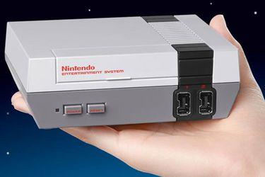 NES Mini fue la consola más vendida de junio en Estados Unidos