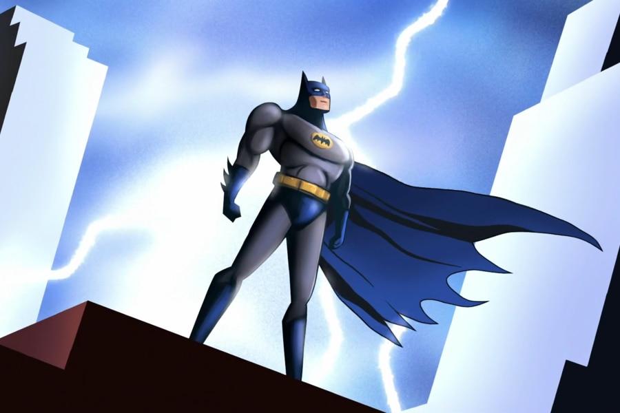 batman animada