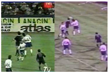 Los cruzados reclaman y el CDF explica: los secretos del video que revivió la polémica del gol de Salas en 1994