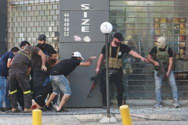 Balaceras dejan seis muertos en protesta por pesquisa sobre explosión en Beirut