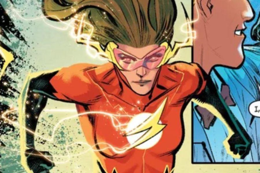 iris flash